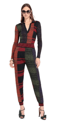 Missoni Straight Trousers Kate&You-ID10482