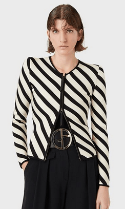 Giorgio Armani - Fitted Jackets - for WOMEN online on Kate&You - 6HAG14AM29Z1FC99 K&Y10326