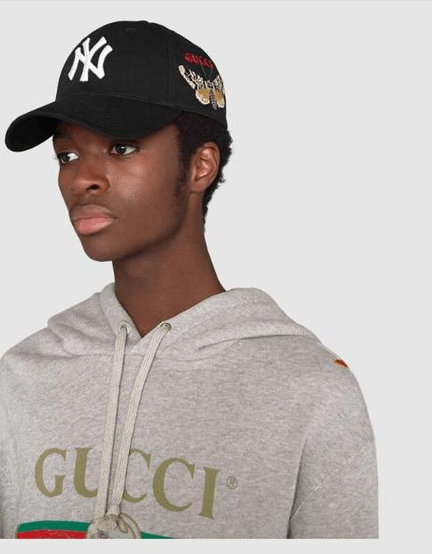 Gucci - Chapeaux pour HOMME online sur Kate&You - 538565 4HE20 1000 K&Y5988