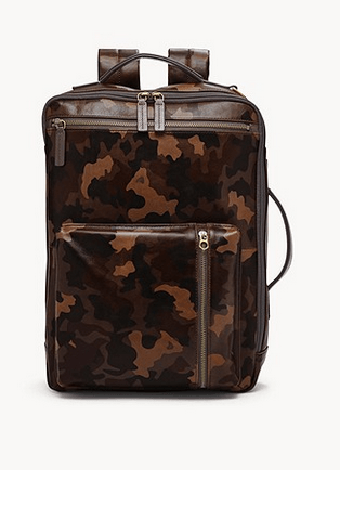 Рюкзаки и поясные сумки - Fossil для МУЖЧИН онлайн на Kate&You - MBG9490998 - K&Y6688