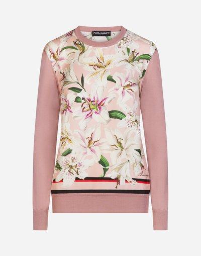 Dolce & Gabbana - Maglie per DONNA online su Kate&You - FX469TJASHBHFKK8 K&Y2038