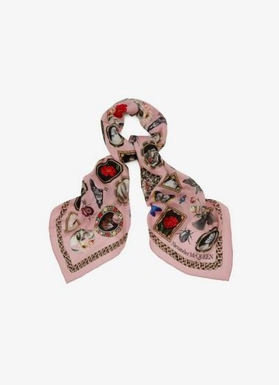 Alexander McQueen Scarves Kate&You-ID12675