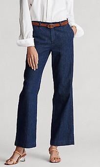 Ralph Lauren - Jeans Bootcut pour FEMME online sur Kate&You - 525775 K&Y9405