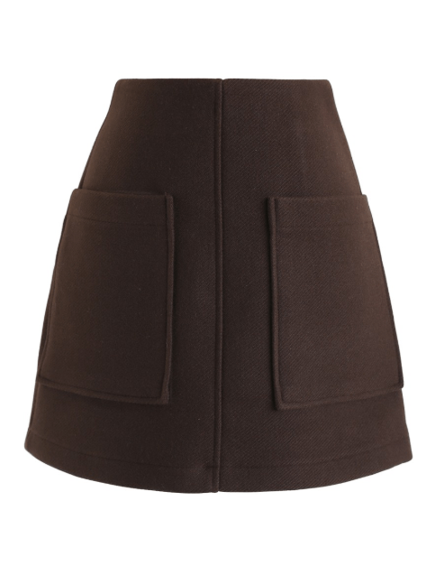 Chicwish Mini skirts Kate&You-ID7341