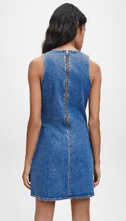 Calvin Klein - Vestiti corti per DONNA online su Kate&You - J20J214588 K&Y10434