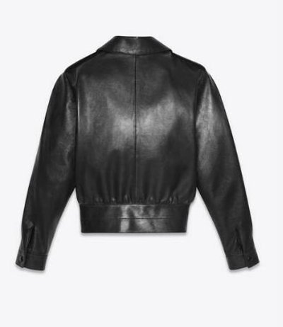 Yves Saint Laurent - Leather Jackets - for WOMEN online on Kate&You - 636922YCDF21000 K&Y11692