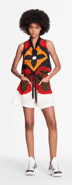 Louis Vuitton - Vestiti corti per DONNA online su Kate&You - 1A8LXX K&Y10041
