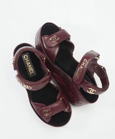 Chanel - Sandals - for WOMEN online on Kate&You - G37455 X56169 0K692 K&Y11404
