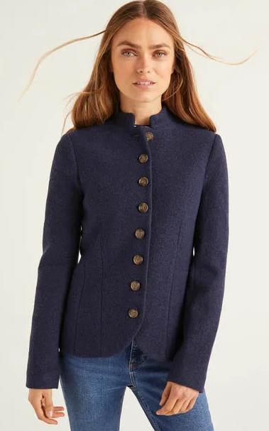 Приталенные куртки - Boden для ЖЕНЩИН онлайн на Kate&You - T0506 - K&Y6950
