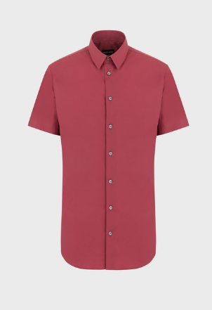 Giorgio Armani - Camicie per UOMO online su Kate&You - 8WGCCZ1VTZ5171U9W6 K&Y8488