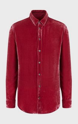 Giorgio Armani - Shirts - for MEN online on Kate&You - 8WGCCZ97TZ7411UBUV K&Y9680
