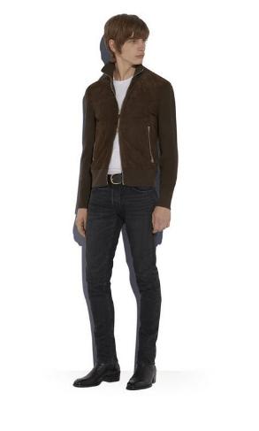 Tom Ford - Leather Jackets - for MEN online on Kate&You - TFK157-BTM61 K&Y10070
