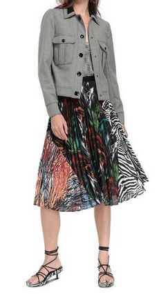 Missoni Knee length skirts Kate&You-ID8886