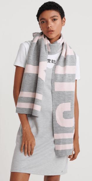 Superdry - Scarves - for WOMEN online on Kate&You - 2159120600014 K&Y5484