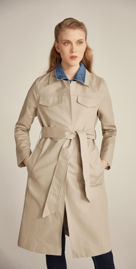 Cortefiel - Trench & impermeabili per DONNA online su Kate&You - 8577315 K&Y7272