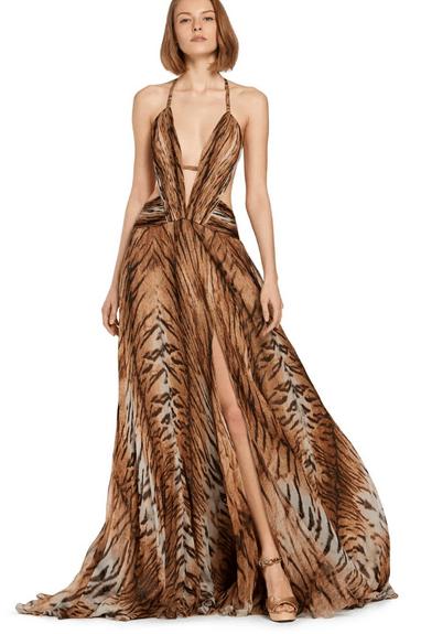 Roberto Cavalli - Robes Longues pour FEMME online sur Kate&You - 0122060142000504 K&Y9107