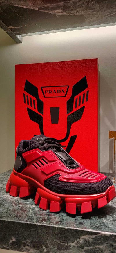 Prada - Sneakers per DONNA online su Kate&You - K&Y1741