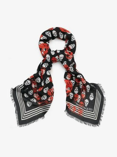Alexander McQueen Scarves Kate&You-ID12661