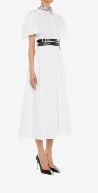 Платья средней длины - Alexander McQueen для ЖЕНЩИН онлайн на Kate&You - 585995QAAAC9000 - K&Y5888