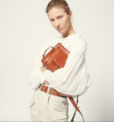 Isabel Marant - Borse a spalla per DONNA online su Kate&You - K&Y4484