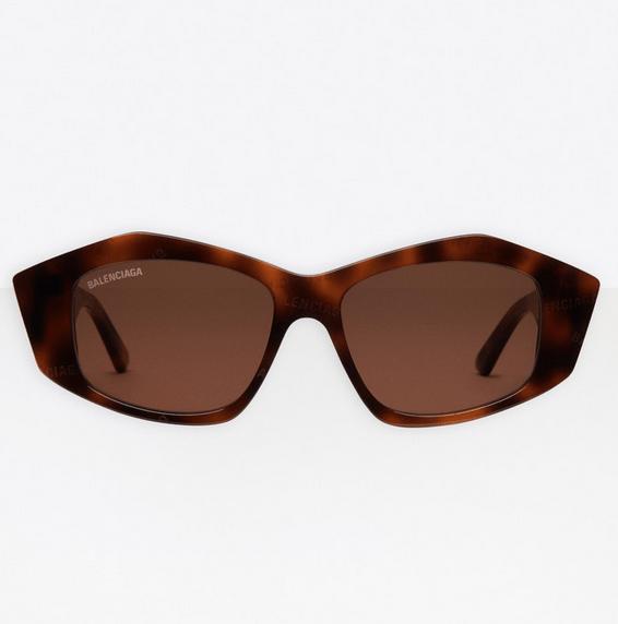 Balenciaga Sunglasses Cut Square  Kate&You-ID8700