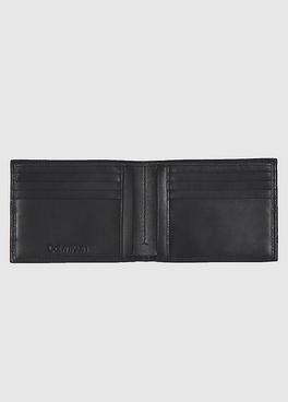 Calvin Klein - Wallets & cardholders - Portefeuille 2 volets en cuir for MEN online on Kate&You - K50K505654 K&Y8525