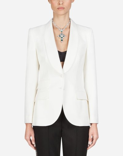 Dolce & Gabbana Fitted Jackets Kate&You-ID2039