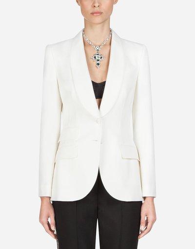 Dolce & Gabbana - Vestes Ajustées pour FEMME online sur Kate&You - F295TTFUCCSW0001 K&Y2039