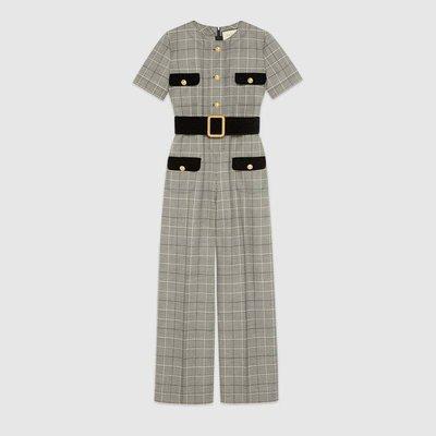 Gucci - Combinaisons pour FEMME online sur Kate&You - 577408 Z8ADX 9024 K&Y2332