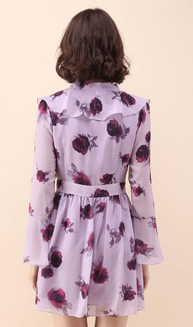 Chicwish - Vestiti corti per DONNA online su Kate&You - D20170829017 K&Y7372