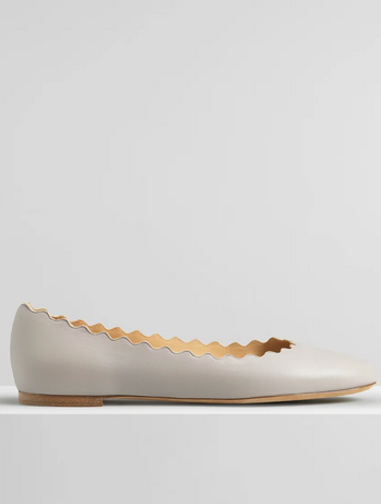 Chloé - Ballerina Shoes - Ballerines Lauren for WOMEN online on Kate&You - CHC16A16075001 K&Y8722