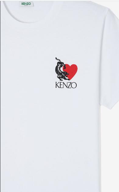 Kenzo - T-shirts & canottiere per UOMO online su Kate&You - FA55TS0694W8.01.L K&Y6745