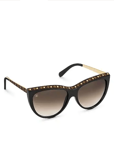 Louis Vuitton Sunglasses La Boum en toile Kate&You-ID8590