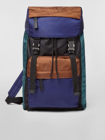 Рюкзаки и поясные сумки - Marni для МУЖЧИН онлайн на Kate&You - ZAMQ0000U2TN685Z2B65 - K&Y4541