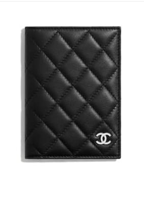 Кошельки и визитницы - Chanel для МУЖЧИН онлайн на Kate&You - AP1169 Y01480 C3906 - K&Y5717