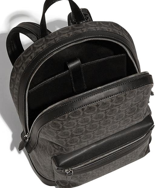 Salvatore Ferragamo - Backpacks & fanny packs - for MEN online on Kate&You - 24A216 716629 K&Y5439