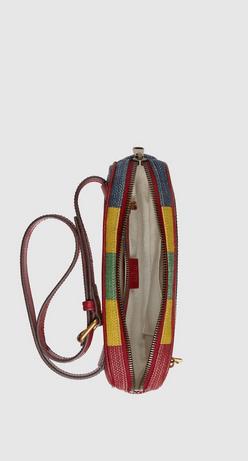 Gucci - Mini Bags - Sac ceinture en toile à rayures Baiadera for WOMEN online on Kate&You - 625895 2CSAT 8946 K&Y8399