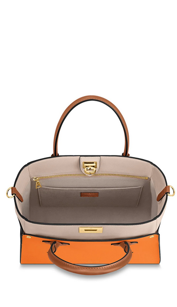 Louis Vuitton - Sac à main pour FEMME Cabas On My side online sur Kate&You - M55933 K&Y8760