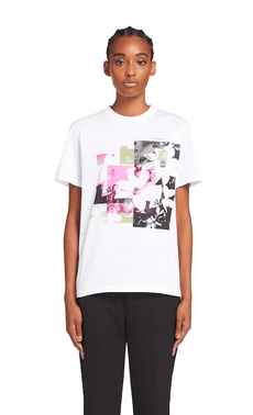 Prada - T-shirts - for WOMEN online on Kate&You - 35838_1XGQ_F0009_S_161 K&Y9532