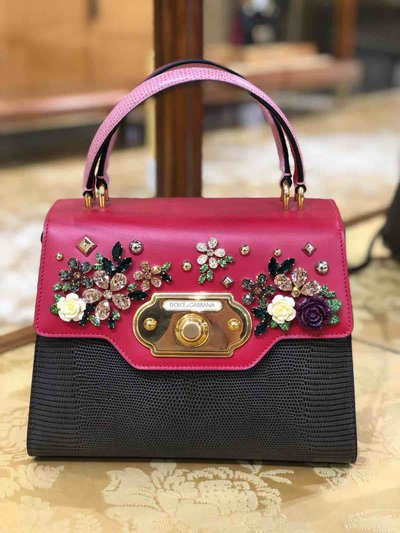 Dolce & Gabbana - Sacs portés épaule pour FEMME Welcome online sur Kate&You - K&Y1442