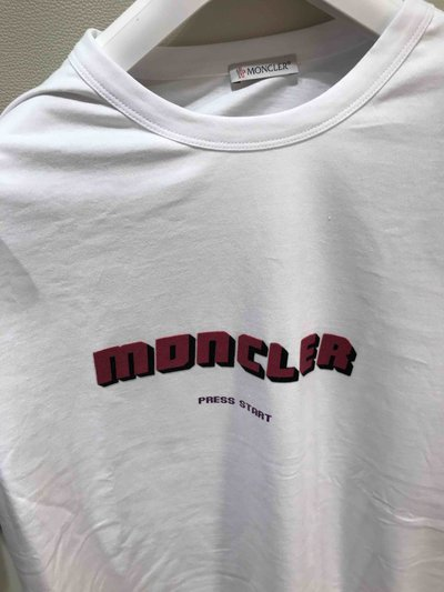 Moncler - T-shirts & canottiere per UOMO online su Kate&You - K&Y1615