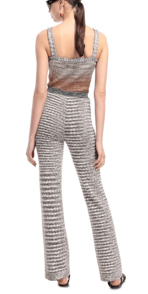 Missoni - Palazzo Trousers - for WOMEN online on Kate&You - MDI00230BK00NEF800F K&Y10480