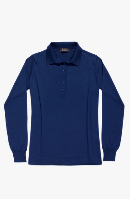 Loro Piana Polo tops Kate&You-ID9457