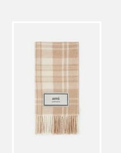 Ami - Scarves - for WOMEN online on Kate&You - H19A410.360 K&Y3933