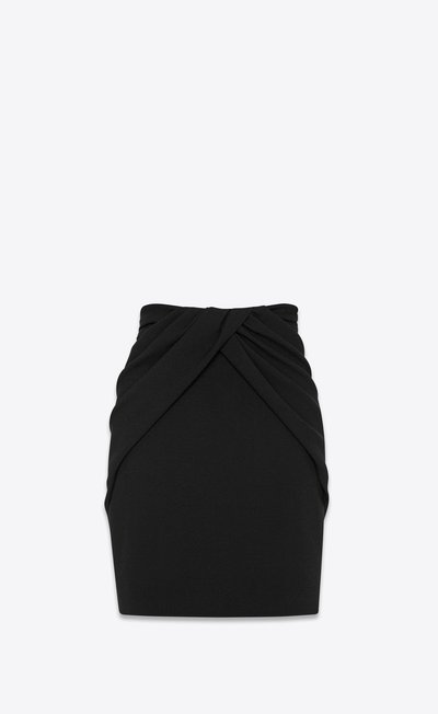 Yves Saint Laurent Knee length skirts Kate&You-ID1900