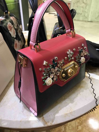 Dolce & Gabbana - Shoulder Bags - Welcome for WOMEN online on Kate&You - K&Y1442