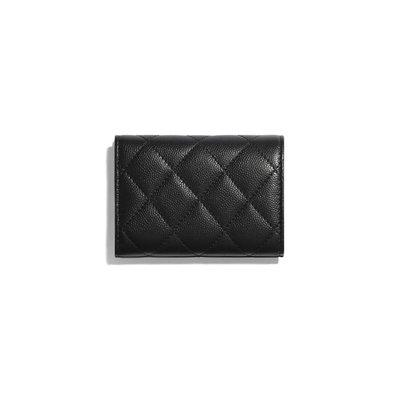 Chanel - Wallets & Purses - petit portefeuille à rabat for WOMEN online on Kate&You - AP1963 B04836 94305 K&Y9971