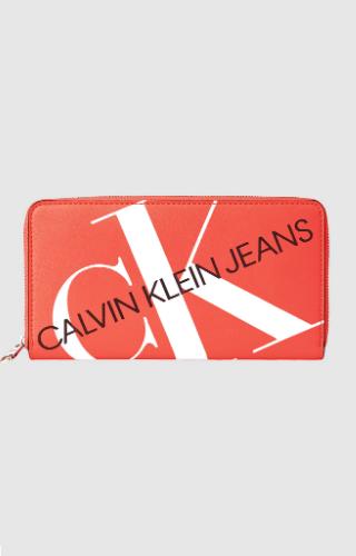 Кошельки и визитницы - Calvin Klein для ЖЕНЩИН PORTEFEUILLE ZIPPÉ онлайн на Kate&You - K60K606875 - K&Y8632