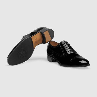 Gucci - Scarpe con lacci per UOMO online su Kate&You - 547662 BNC00 1000 K&Y2171