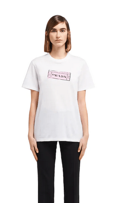 Prada - T-shirts - for WOMEN online on Kate&You - 35838_1V0E_F0009_S_161 K&Y9534